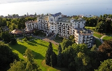 Hotel Evian Royal Resort 5*, Эвиан
