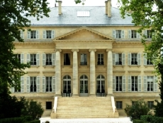 Chateau at Margaux